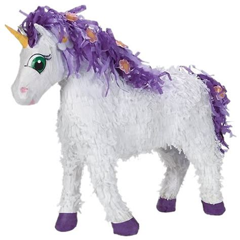 Home Decoration Birthday Party by Fairytale Unicorn Pinata 1 Pull String Pinatas