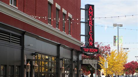 american tap room willow lawn at last willow lawn taps set to open richmond bizsense