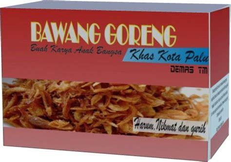 Bawang Goreng Khas Brebes By Brbs jual bawang goreng khas kota palu demas tm shop