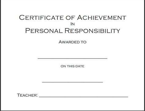 certificate of moral character template character and other award certificates to print student