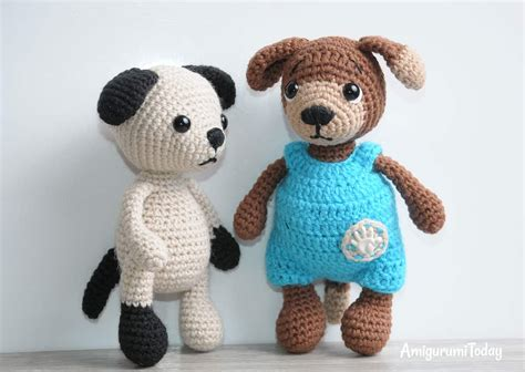 amigurumi pattern dog free tommy the dog crochet pattern amigurumi today