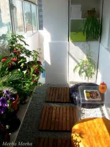 Ideas For Small Balcony Gardens Meeha Meeha Before And After Small Balcony