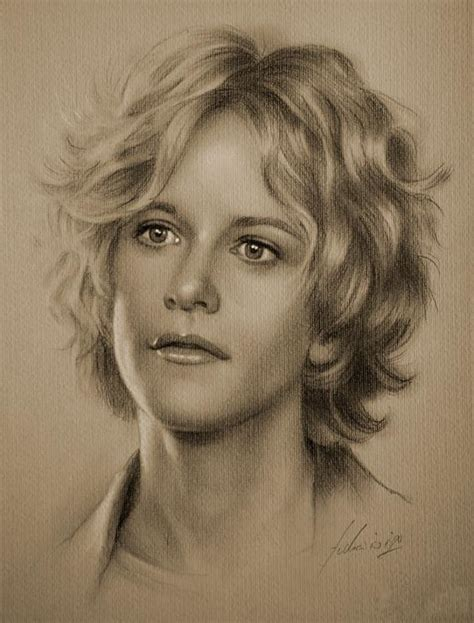Portraits And Sketches by These Portraits Are With A Pencil 13 Pics