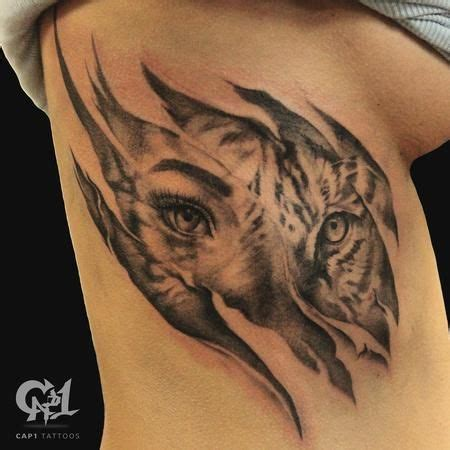 tiger skin tattoo designs best 25 modern tattoos ideas on watercolor