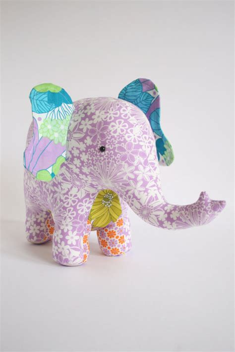 sewing pattern elephant trunk show elephant sewing pattern elephant pattern