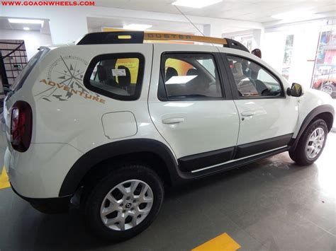 100 Duster Renault Renault Duster Now Comes In An