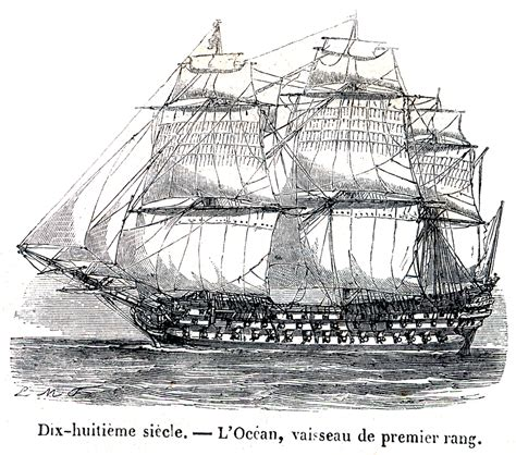 French ship Océan (1790)   Wikipedia