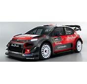Citro&235n Racing Presenta En Sociedad El Definitivo C3 WRC