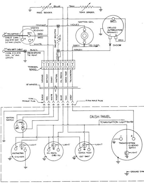 wiring diagram for 1977 tahiti