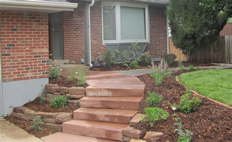 stonework and hardscapes glacier view landscape and