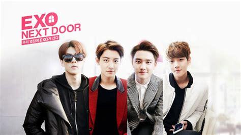 exo bersatu drama exo next door hadirkan member lengkap exo i exo next door eng sub