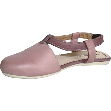 trending sandals closed sandal trend shoes made of genuine leather beige
