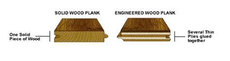Engineered Hardwood Vs Solid Engineered Floor Vs Solid Wood Floor Central