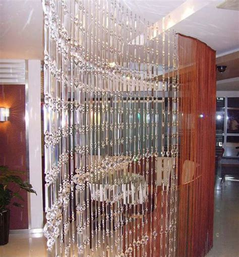 crystal door curtain decorative beaded curtains curtains blinds