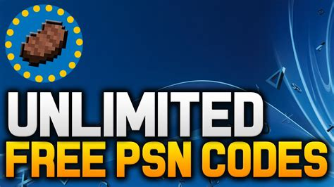 Free Ps3 Gift Card Codes - free psn codes no survey no human verification boost your games