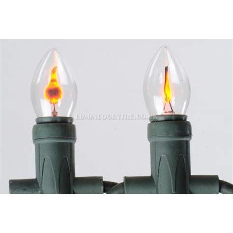 lumineo 4m flame lights 10 x lights