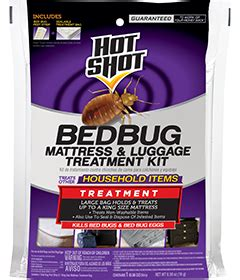 bed bug kits walmart bedbug mattress luggage treatment kit hot shot