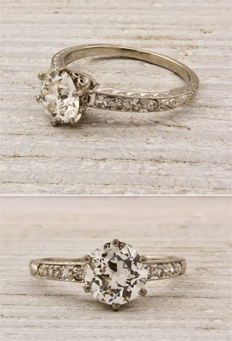 antique rings wedding bands for antique rings