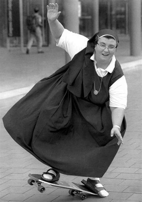 Who said Nuns couldn't have fun? [10 pictures]   Christian