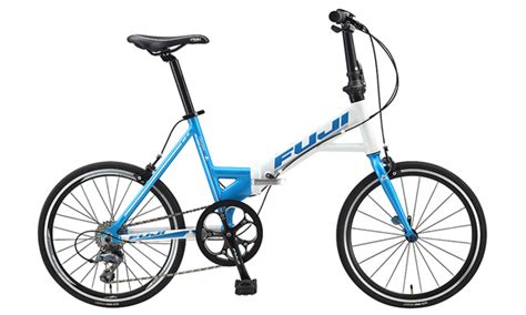 Origami Folding Bike - limited folding bike fuji origami 1 1 usj cycles