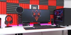 gaming desk setup hostgarcia