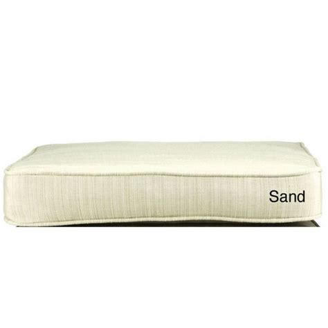60 inch outdoor bench cushion indoor outdoor textured neutral 60 inch bench cushion