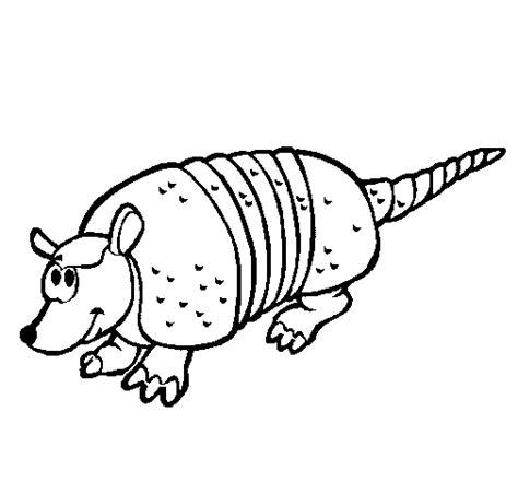mighty the armadillo coloring pages coloring pages