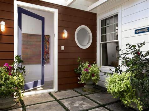 exterior entryway ideas 20 stunning entryways and front door designs hgtv