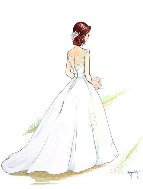 braut zeichnung 76 best images about wedding drawings on pinterest