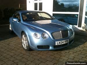 Cheap Bentley Gt For Sale Used Bentley Continental Gt Cars For Sale With Pistonheads