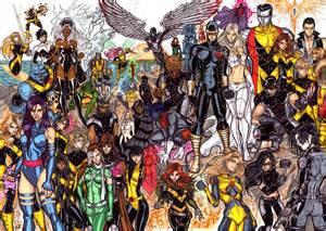 X Utopia Tp Marvel Comics lobo vs x the roster is in the pic battles comic vine