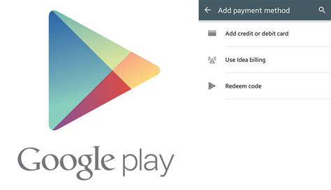 What Can I Buy With My Google Play Gift Card - now you can buy apps from the play store with your postpaid idea account phonebunch