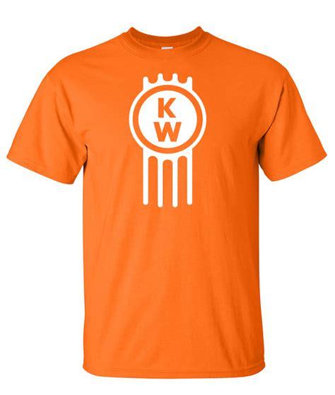 kenworth merchandise usa kenworth logo graphic t shirt supergraphictees