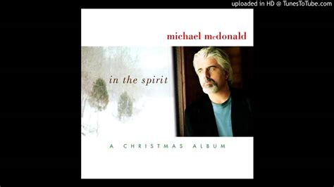 connie ellisor michael mcdonald in the spirit a christmas album on
