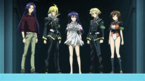 B Anime Season 2 by Medaka Box Abnormal Episode 11 That S All