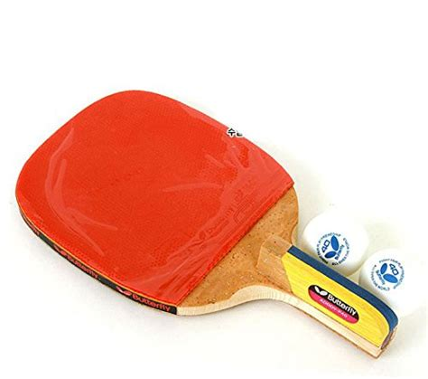 new butterfly addoy p40 table tennis racket penholder