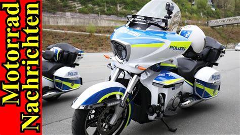 Sidney Hoffmann Motorrad by 220 Bergewichtige Polizeimotorr 196 Der Treff Sidney Hoffmann