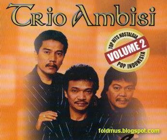 Cd Trio Ambisi by Trio Ambisi Hilang Folder