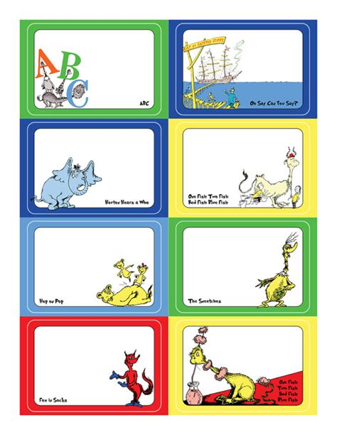dr name tag template dr seuss name tag sticker set template for avery name