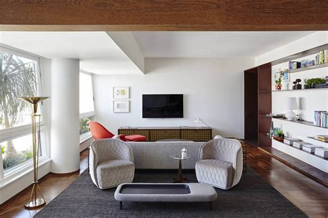 apartamento galerias clasf galeria de apartamento va pascali semerdjian arquitetos 1