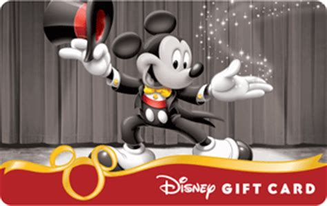 Discount Disney Gift Cards - disney store gift cards review