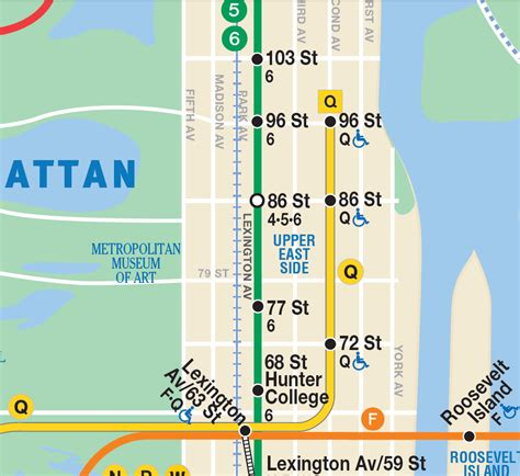 2nd avenue subway map governor cuomo announces systemwide installation of subway
