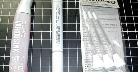clever    art bugaboo stamps copic refill