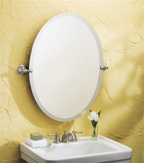 moen bathroom mirrors amazon com moen dn6892bn sage mirror brushed nickel