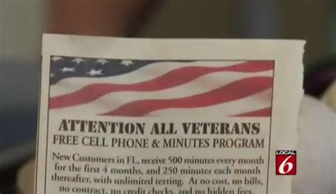 Cell Phone Giveaway - 400 vvn obama phones scam uses vietnam veterans