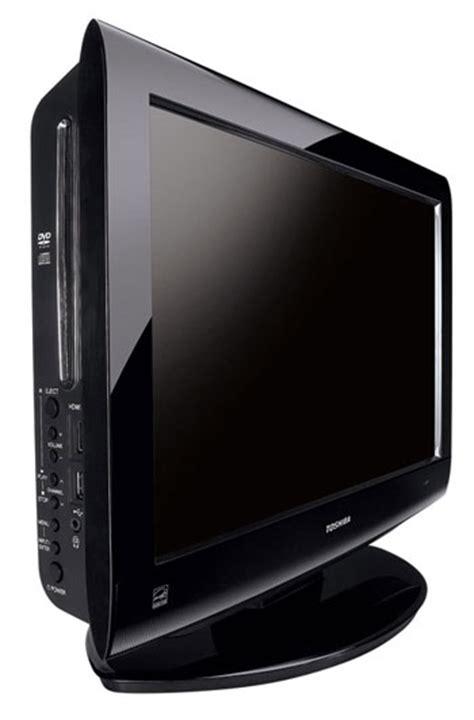 Tv Toshiba Lcd 21 Inch toshiba 19cv100u 19 inch 720p lcd dvd combo tv black gloss electronics