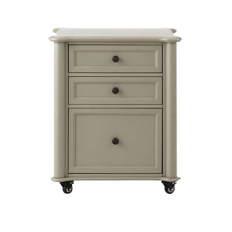 martha stewart file cabinet martha stewart living ingrid rubbed gray file cabinet
