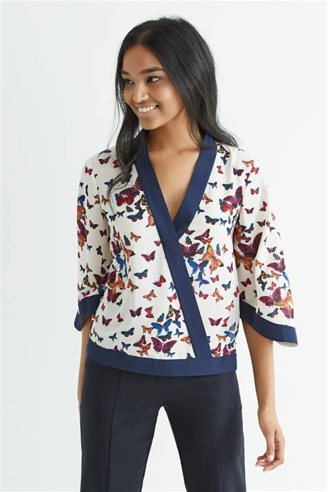 Western Kitchen Design add butterfly kimono inspired wrap top broke and beautiful