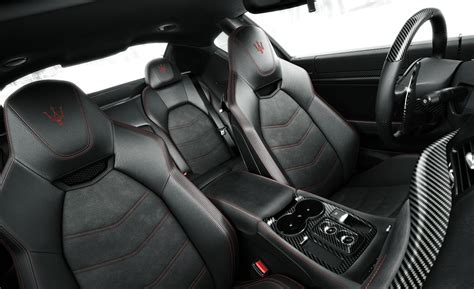 maserati granturismo interior 2014 car and driver