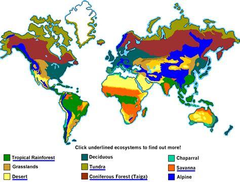 biomes map intermediate 2 blogs dgs biology department